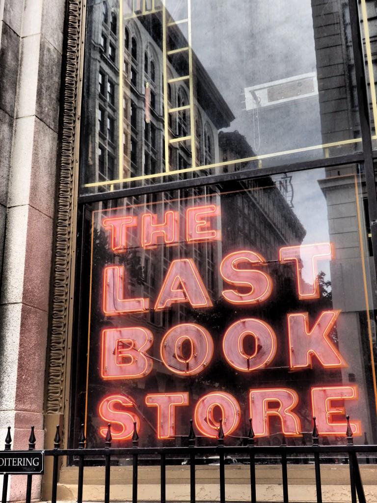Librairie insolite à Los Angeles