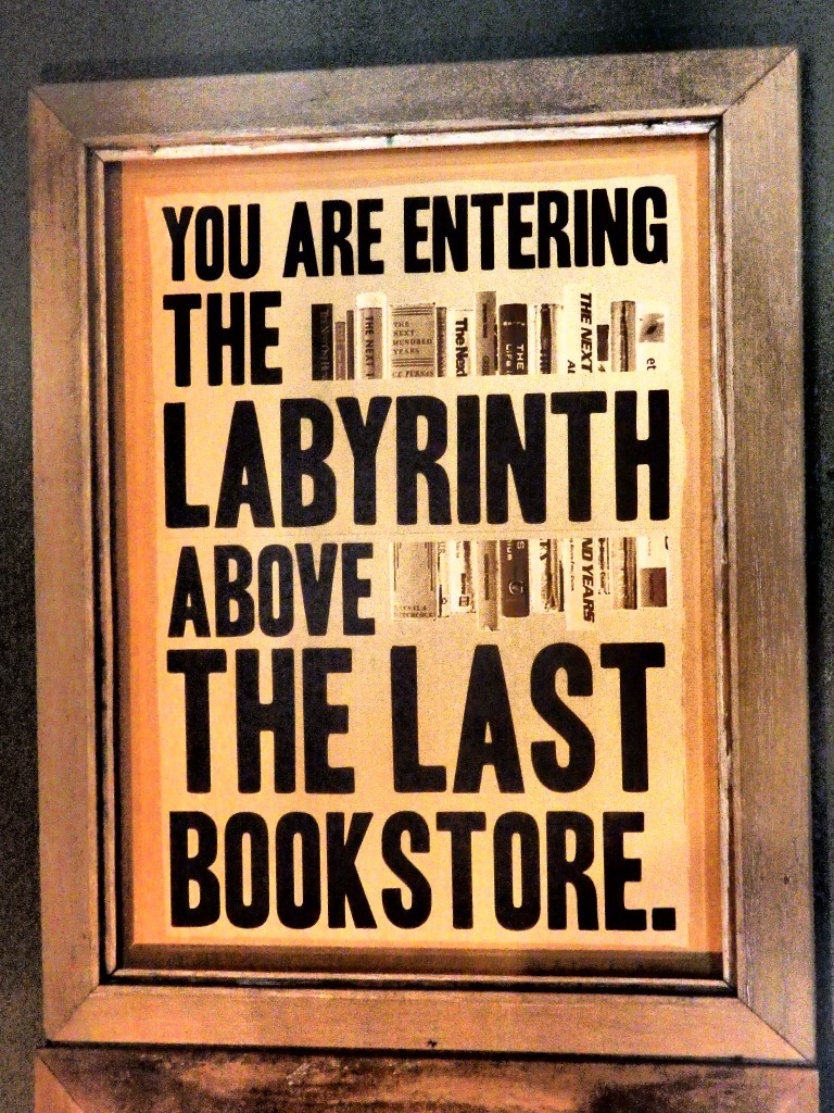 Labyrinthe The last book store