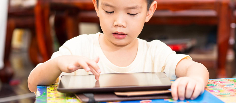 application de lecture enfant
