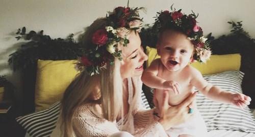 sublimer la fête des mères