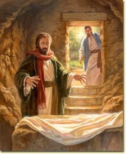 un livre pour Pâques