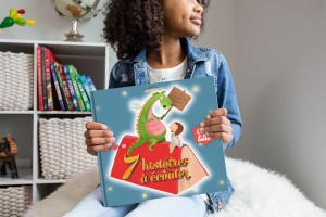 le livre personnalisé à écouter