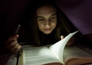 Lire sous la couette